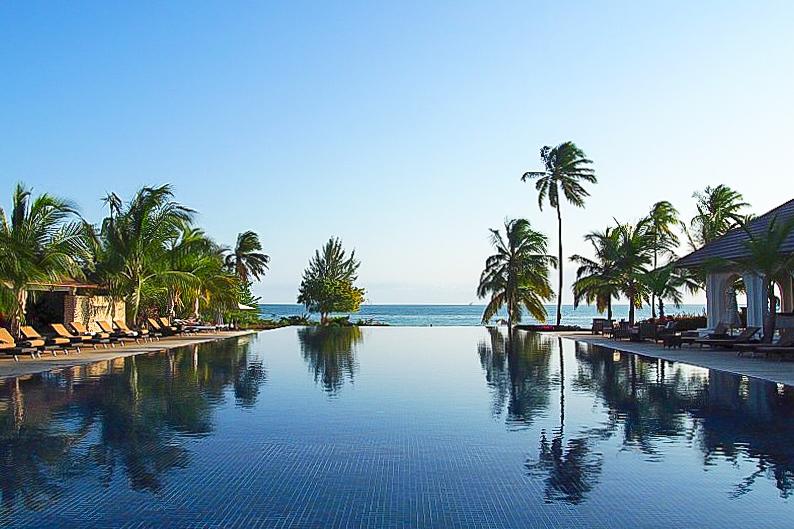 Hotel in Sansibar