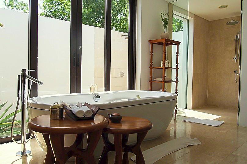 The Residence - Badezimmer