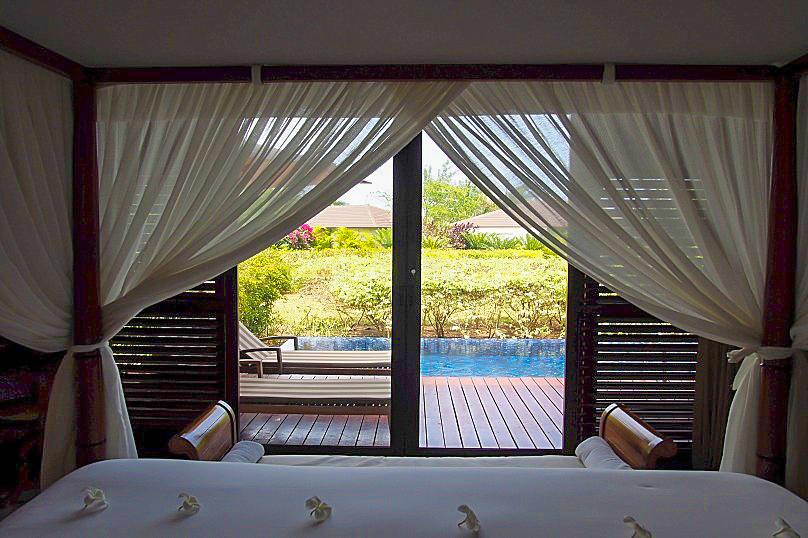 Zimmer im The Residence