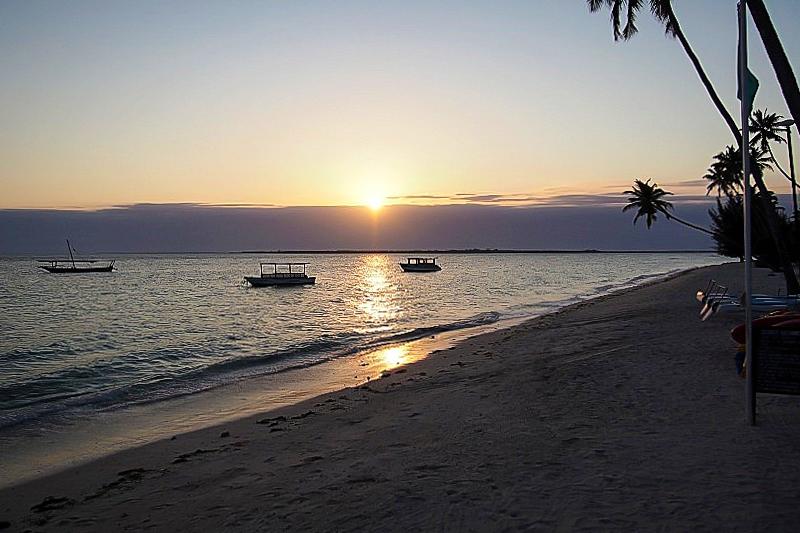 Meer Sansibar
