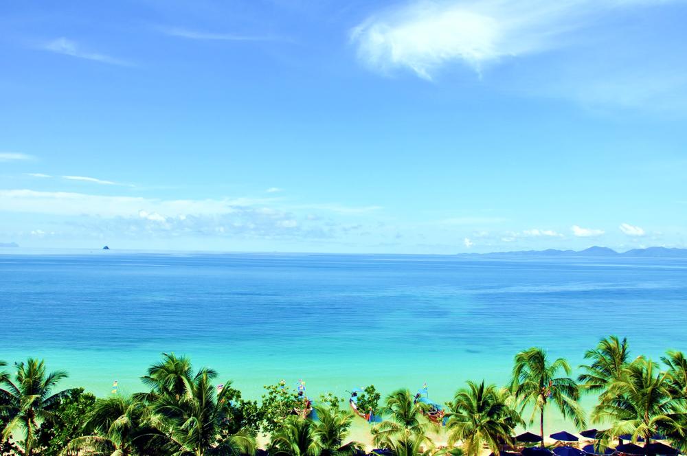 Thailand Krabi Klong Muang Beach