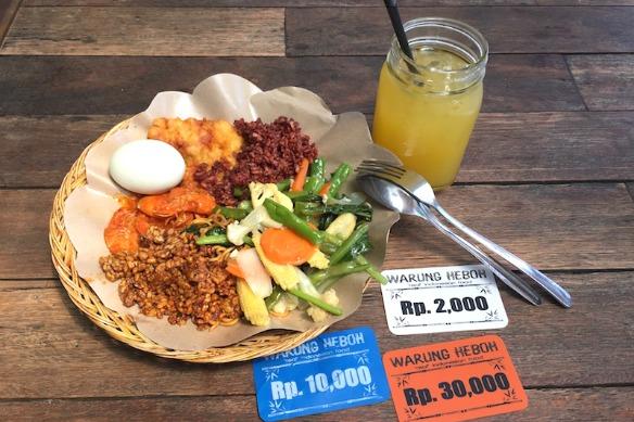 1 Bali Warung Heboh