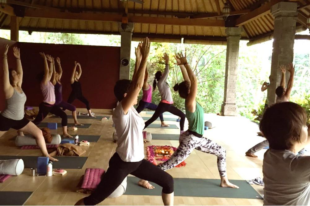 1 Bali Yoga