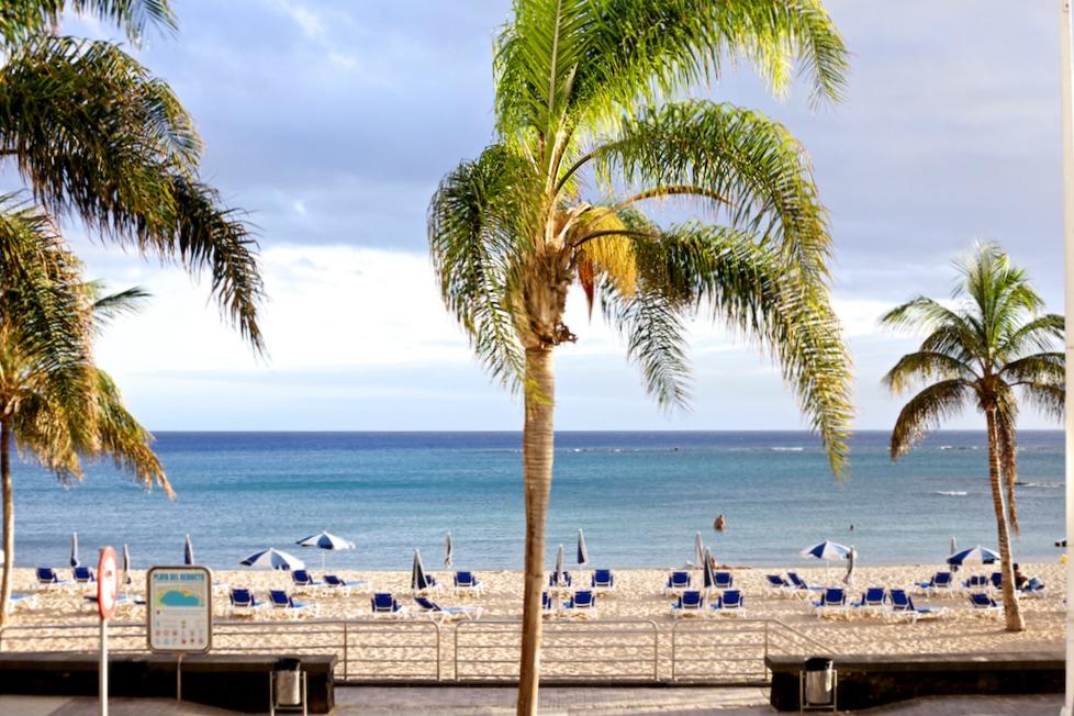 Lanzarote - Strand von Arrecife 1