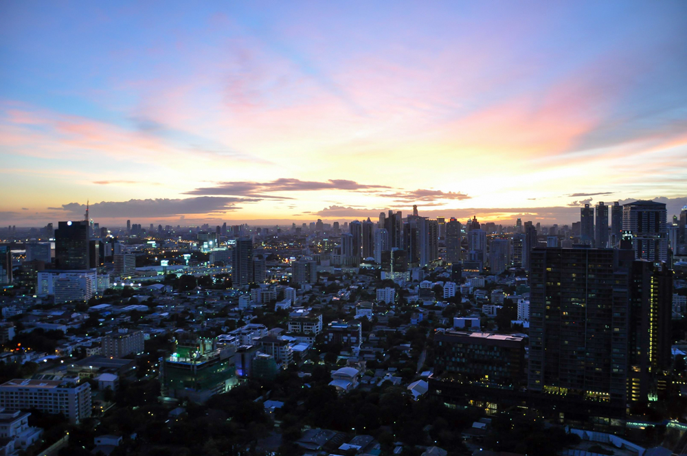 Octave Rooftop Bar and Lounge Bangkok Thailand