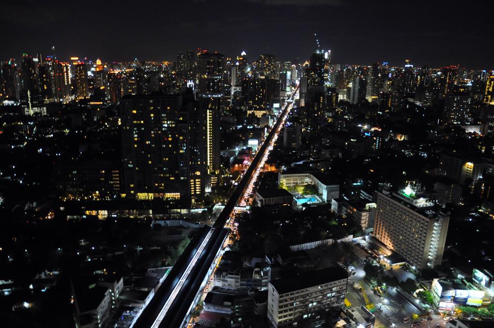 Octave Rooftop Bar and Lounge Bangkok