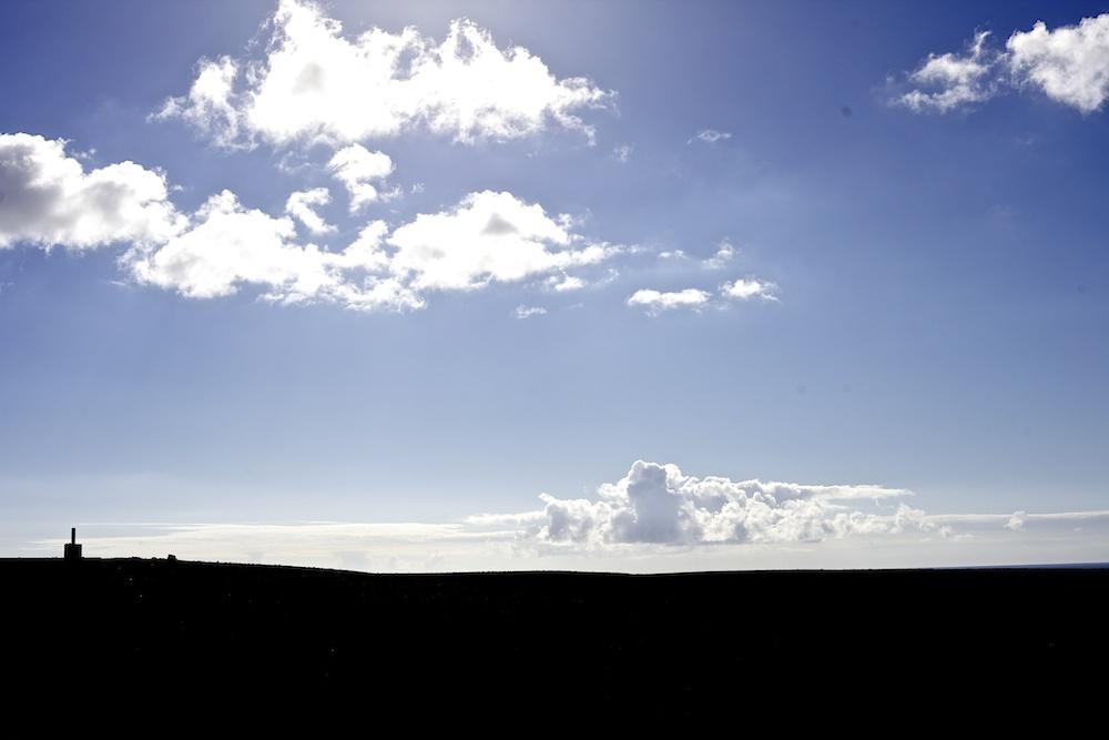Lanzarote Himmel