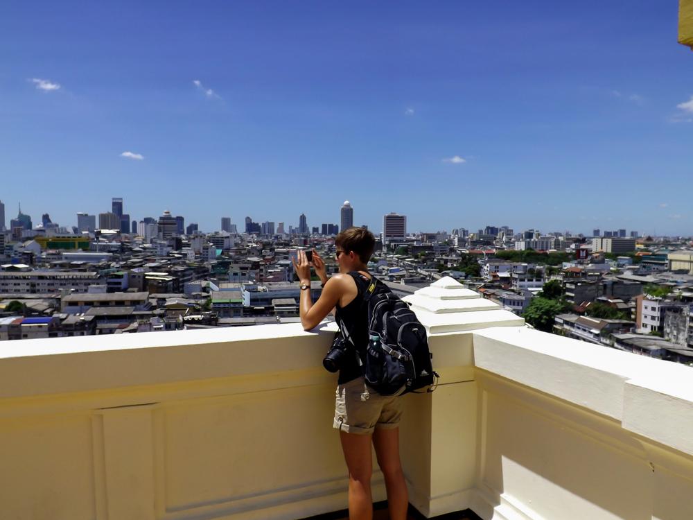 Reiseblogger Ann-Kathrin in Bangkok