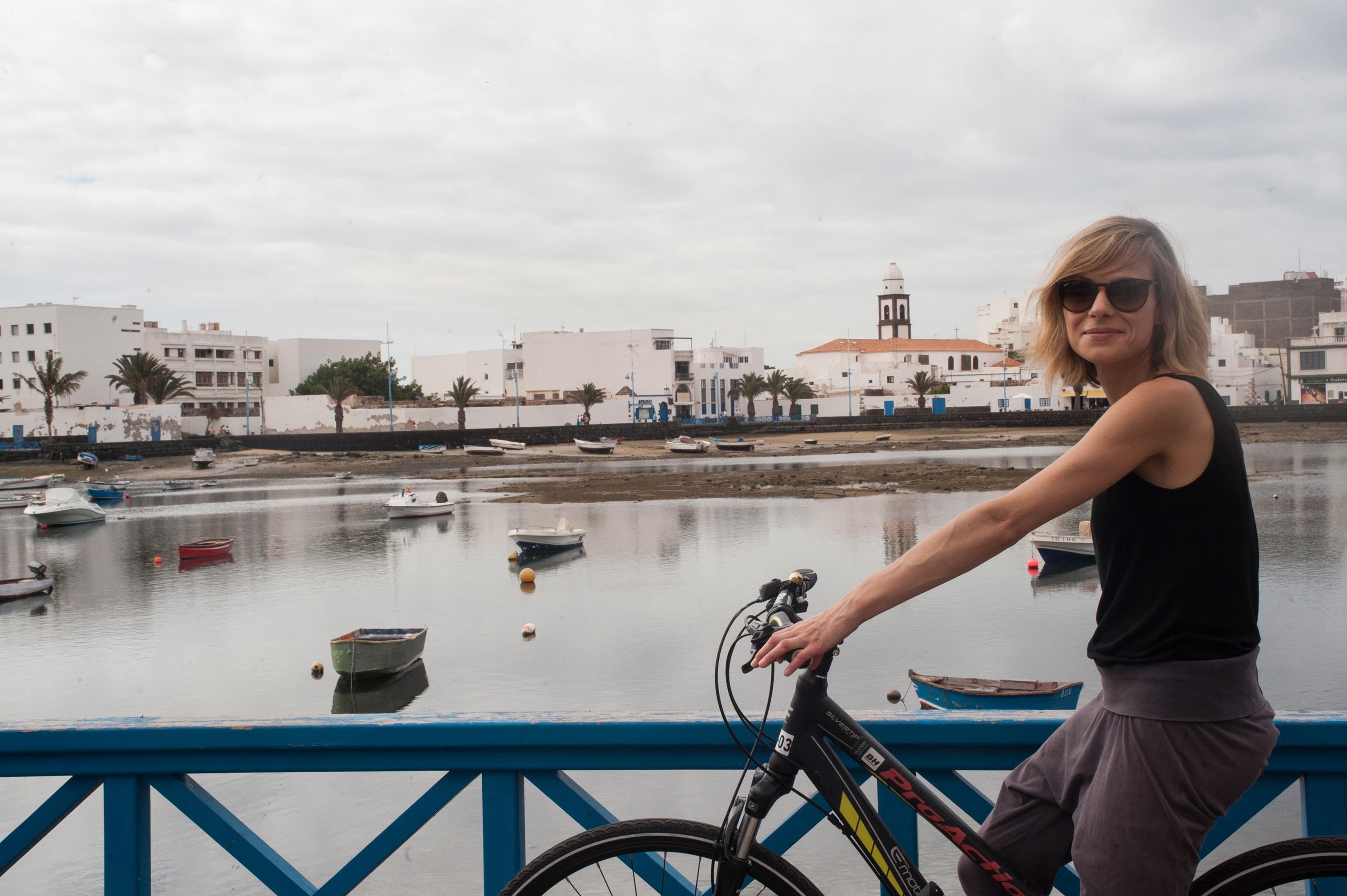 Lanzarote Arrecife El Charco Radtour