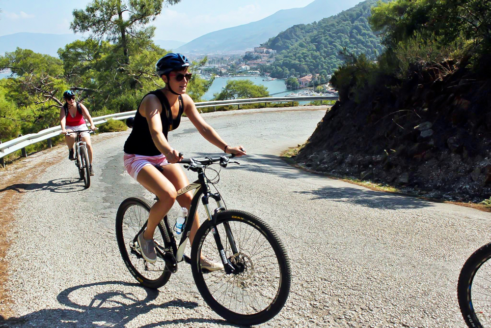 Mountainbike Tour Fethiye