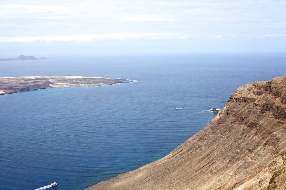 Aussichtspunkt Mirador del Rio Lanzarote