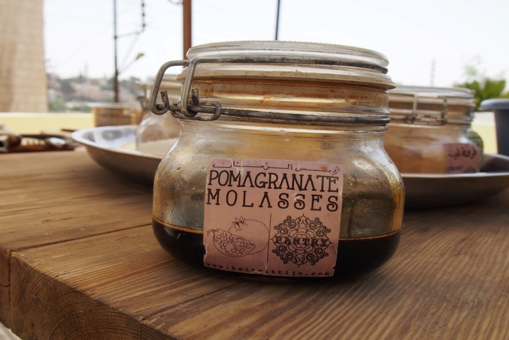 Granatapfelmelasse