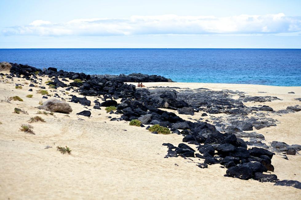 La Graciosa Playa de las Conchas 1