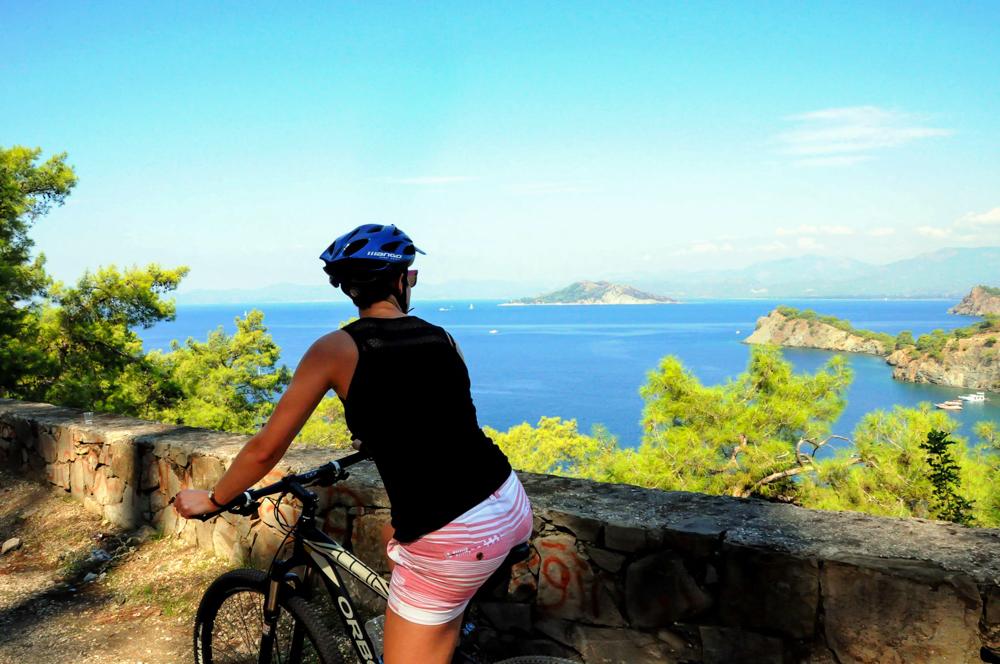 Hillside Beach Club Fethiye Mountainbike