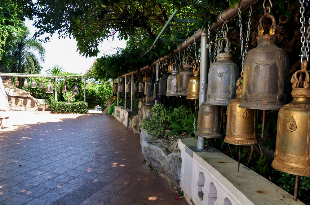 Wat Saket Sehenswürdigkeiten Bangkok