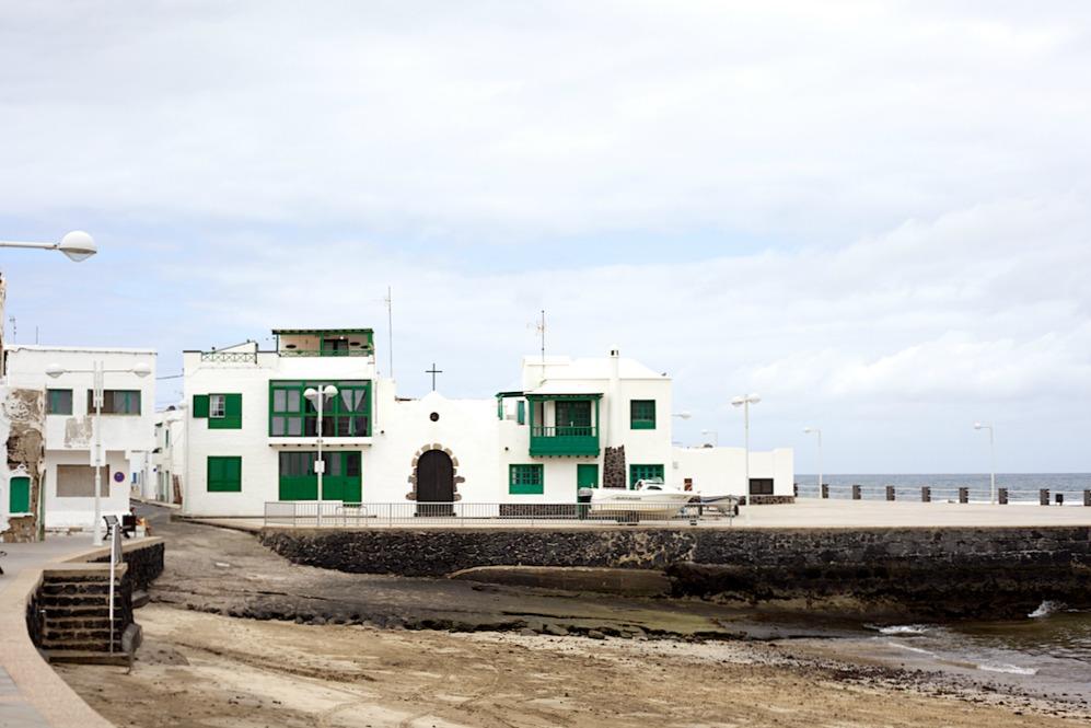 Lanzarote - Caleta de Famara