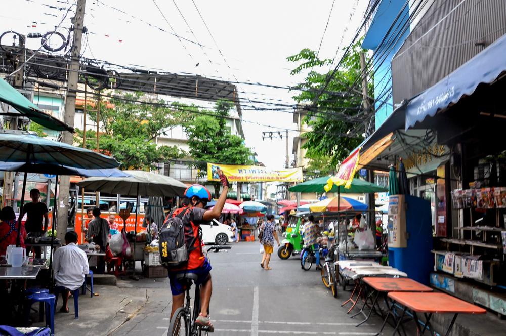 Radtour Chinatown