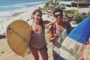 Melissa vom Reiseblog Indojunkie