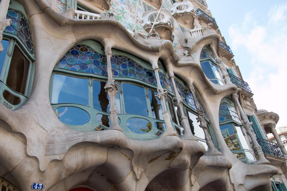 Barcelona in Spanien