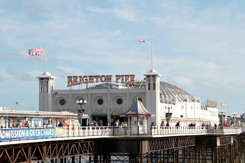 Brighton Pier England