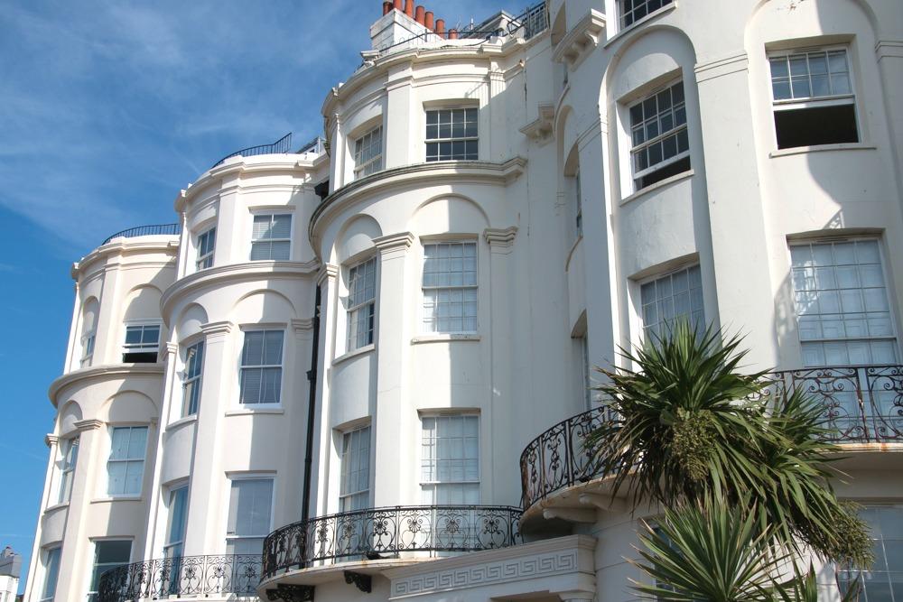 Brighton in England