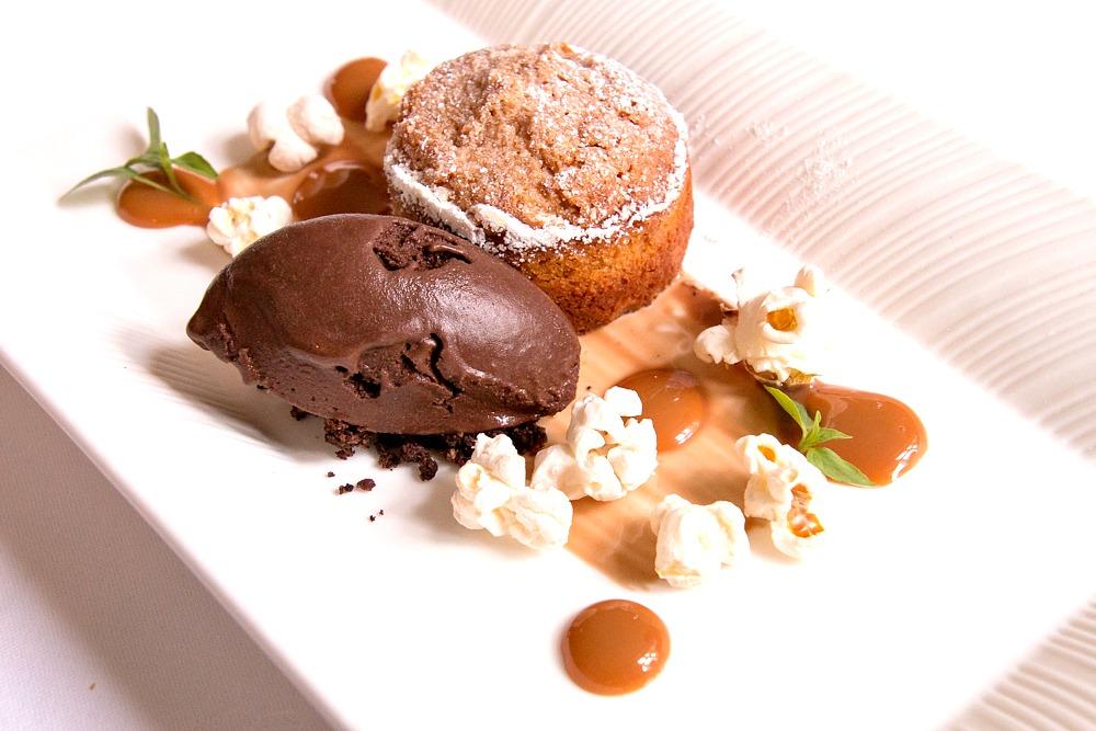 Dessert - Gravetye Manor