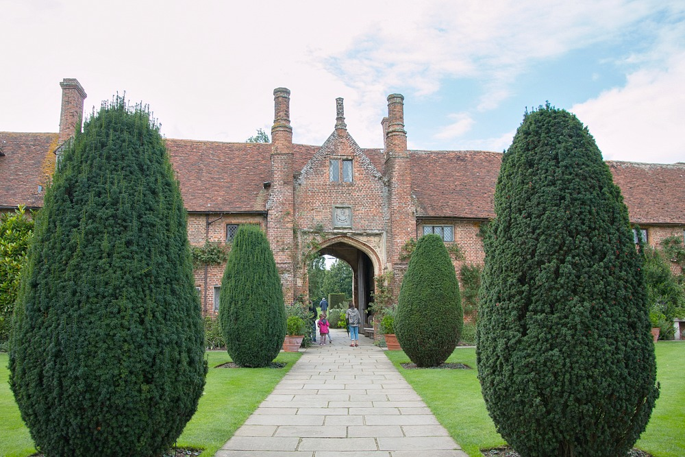 Englische Gärten - Sissinghurst