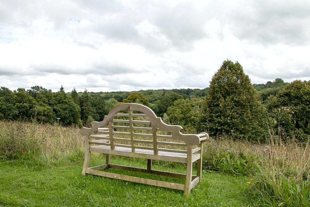 Garten Gravetye Manor