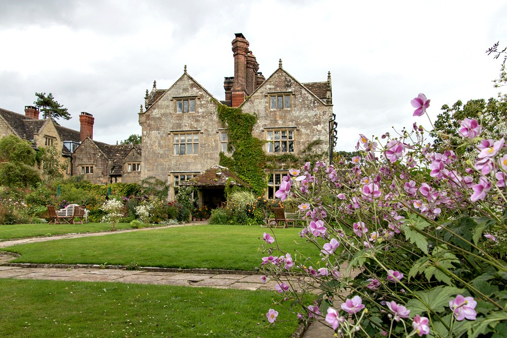 Gravetye Manor England