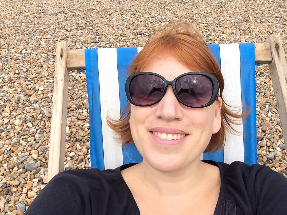 Reiseblog - Reiseblogger Anja Beckmann in Brighton