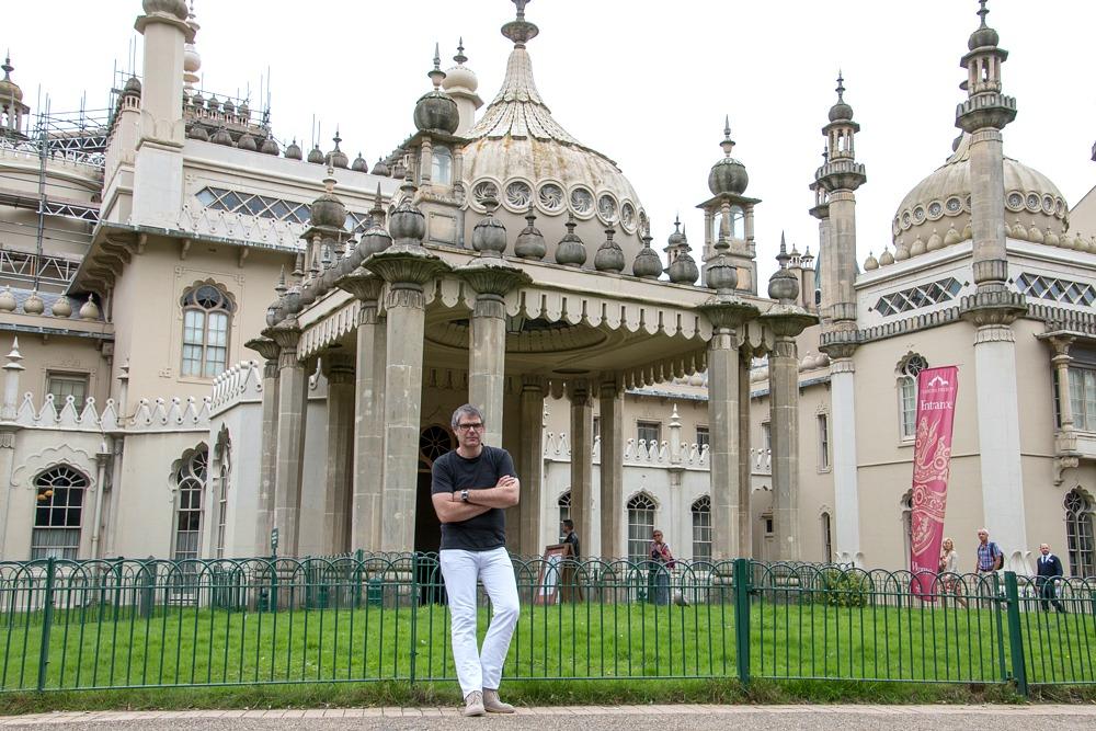 Reiseblogger in Brighton