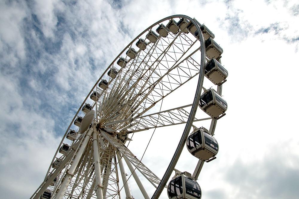 Riesenrad Brighton Wheel