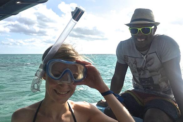 Reiseblogger - Mauritius Schnorcheln