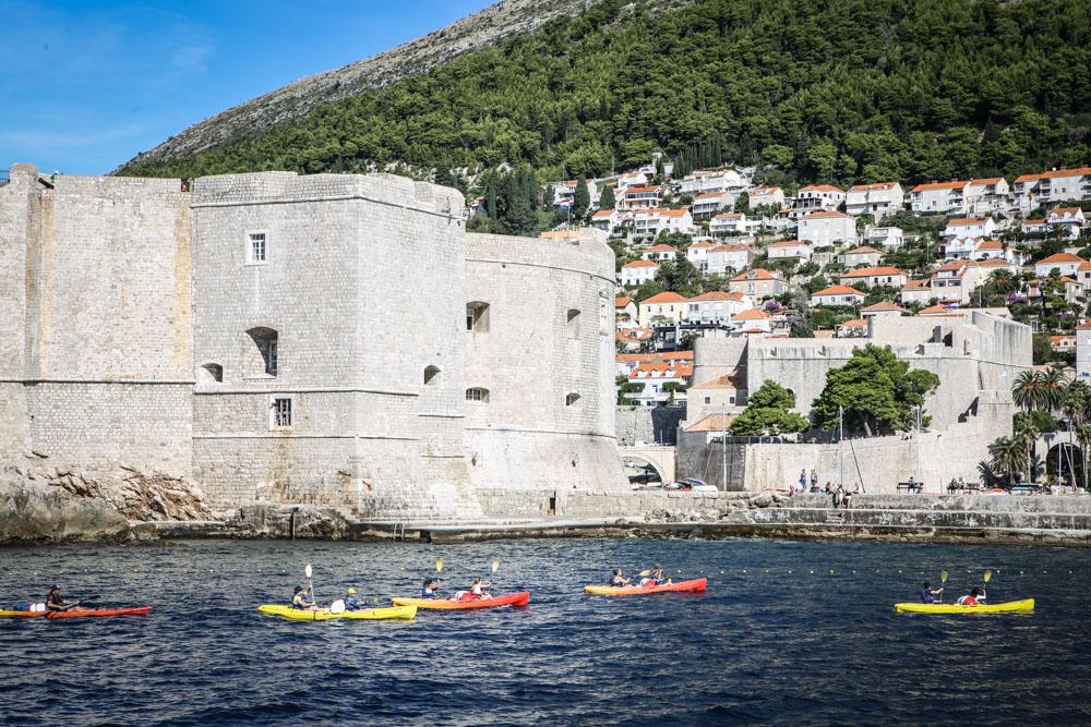 Reiseblogger - Kroatien Dubrovnik