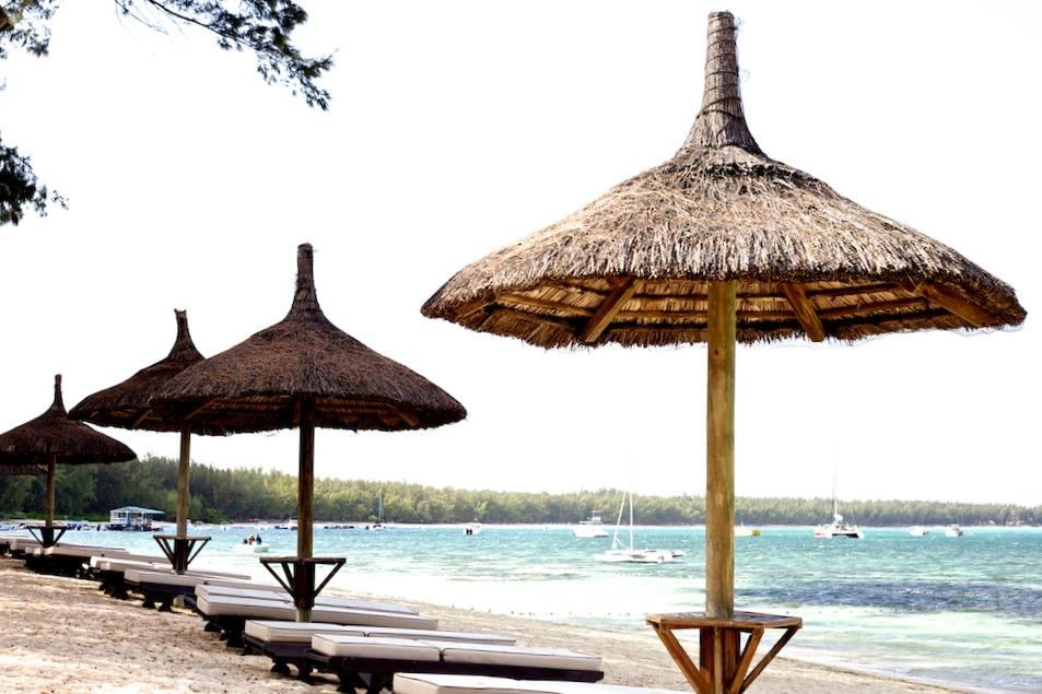 Mauritius La Pointe aux Canonniers Strand