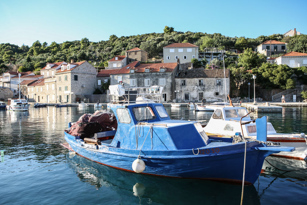 Reiseblogger - Kroatien Kreuzfahrt