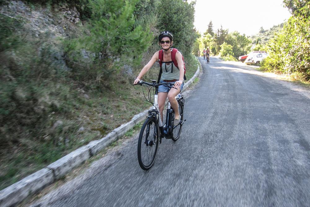 Kroatien Radfahren