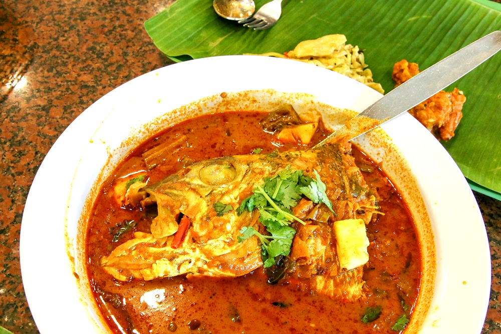 Fish Head Curry