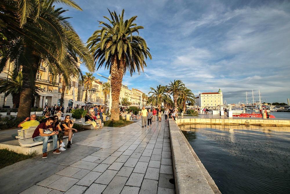 5. Reiseblog - Kroatien - Split