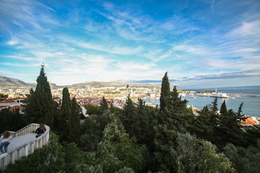 6. Kroatien - Split