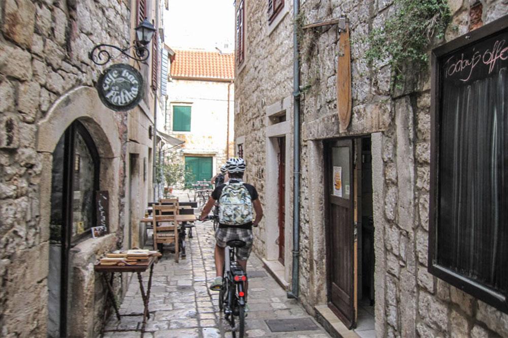 7 Kroatien Radfahren