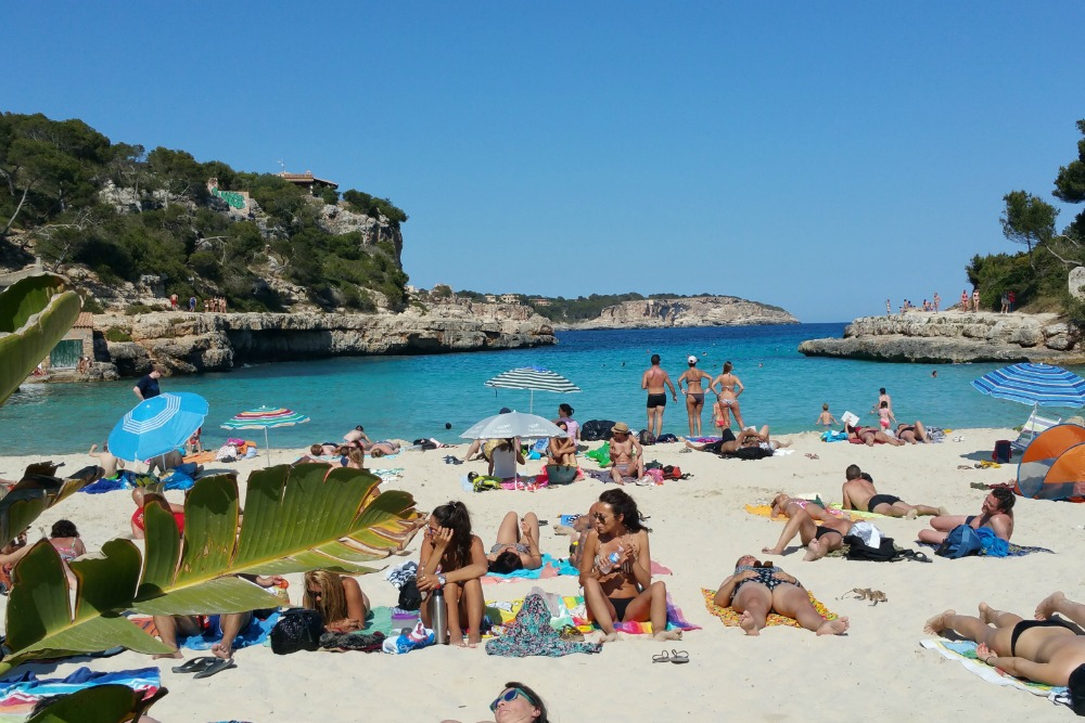 Mallorca Cala Llombards