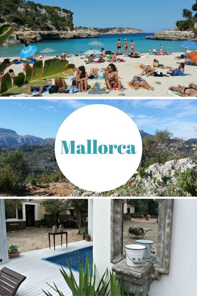 Mallorca Geheimtipps einer Einheimischen - zur besten Reisezeit, den schönsten Sehenswürdigkeiten, Stränden, Aktivitäten, Hotels und Restaurants #Mallorca #Spanien #Geheimtipps #Insidertipps