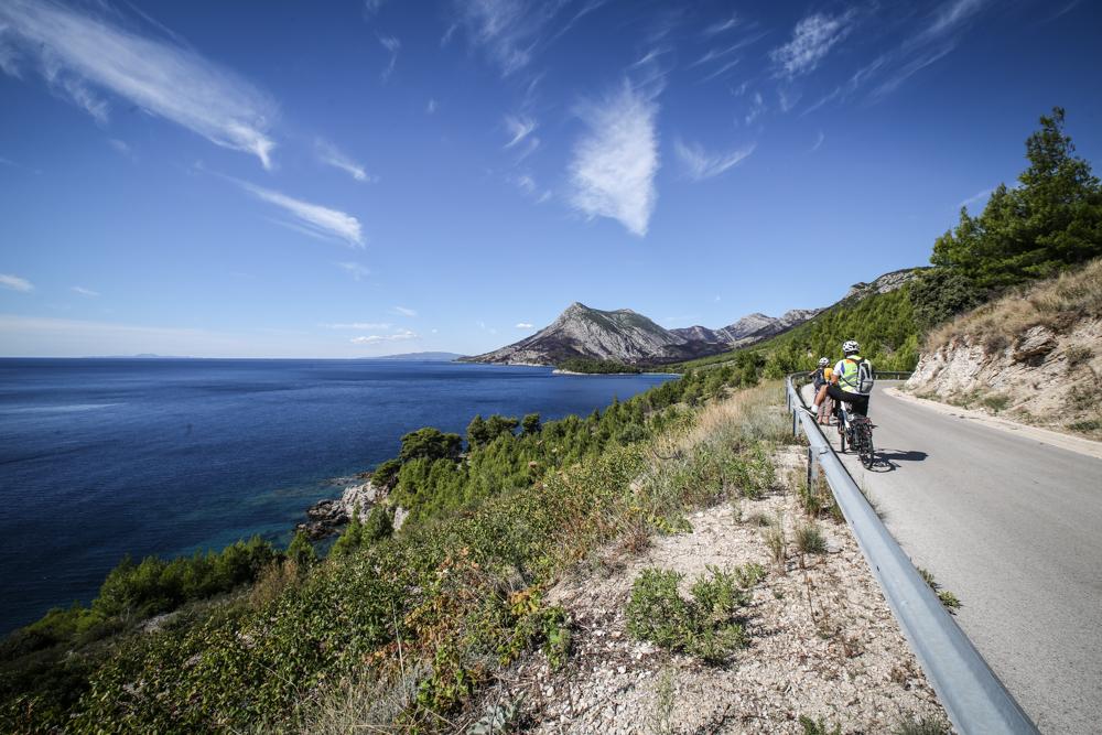 Radfahren Kroatien
