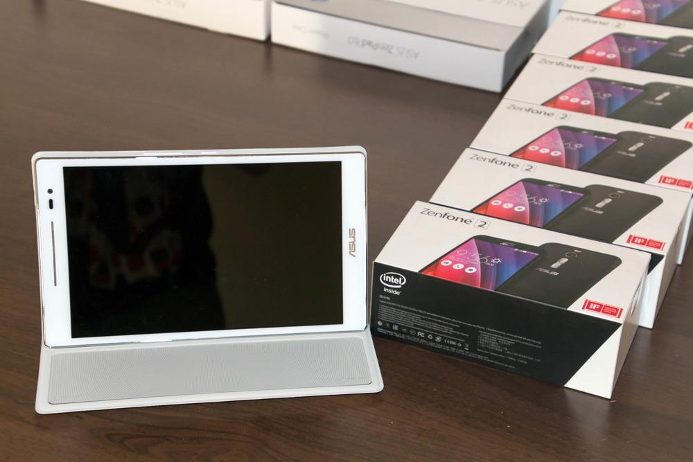 Asus ZenPad und ZenFone