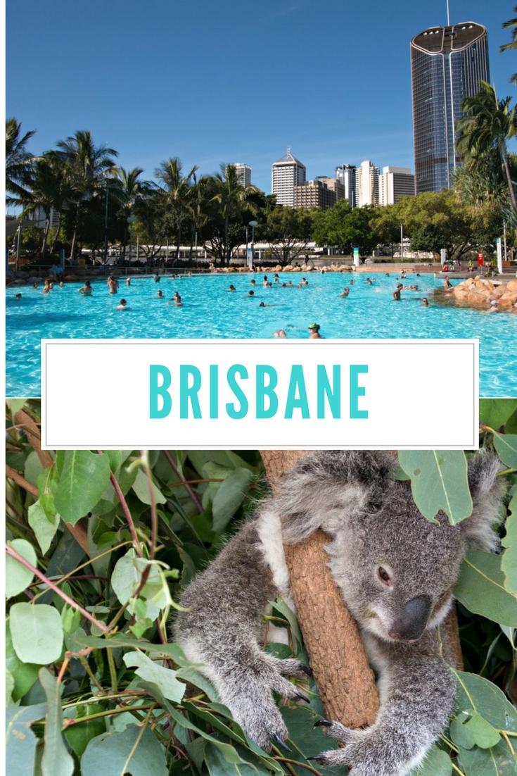 Brisbane, Australia: Insider tips from a local in the article on the travel blog. The best time to travel there, accommodation, restaurants and sights.