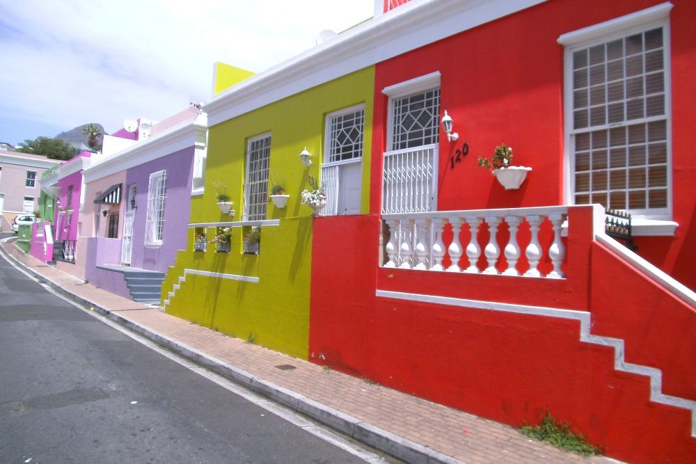 Kapstadt Bo-Kaap Südafrika Reiseblogs