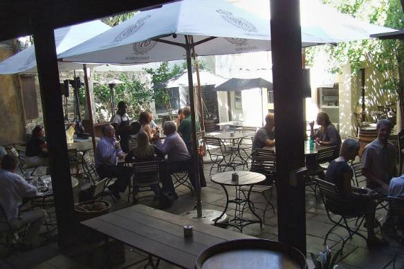 Kapstadt Heritage Square