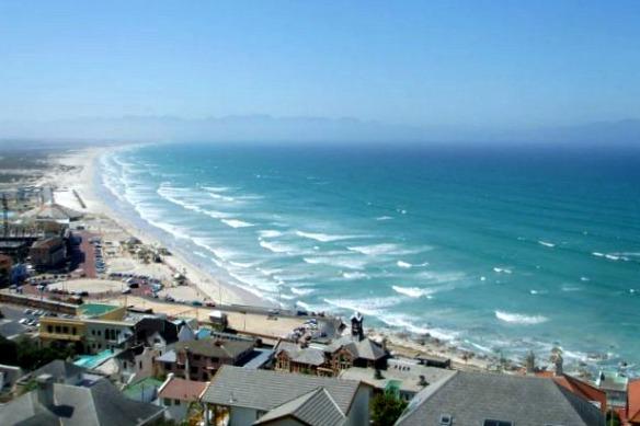 Kapstadt Strand Ostküste