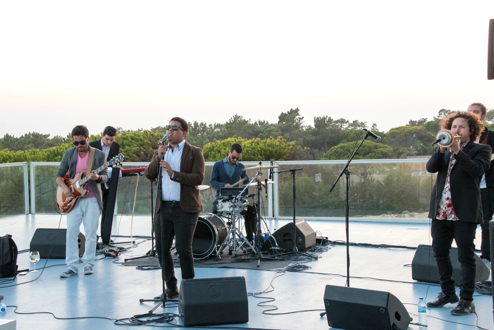 Oitavos Beats Konzert